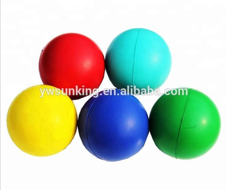Factory customized PU foam round stress <strong>ball</strong>