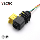 YLCNC High Quality Auto Connector Waterproof Wire Harness For Cables