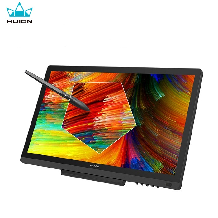 Huion KAMVAS GT-191 IPS HD Pen Display <strong>Monitor</strong> 8192 Levels Graphics Drawing Pen Tablet <strong>Monitor</strong>