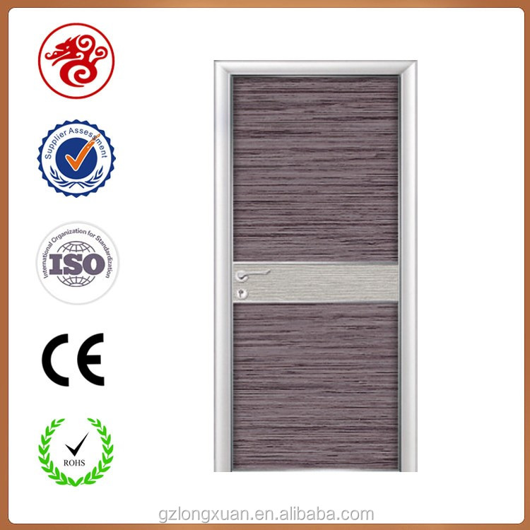 HPL coated flush door plywood door fire-resistant door