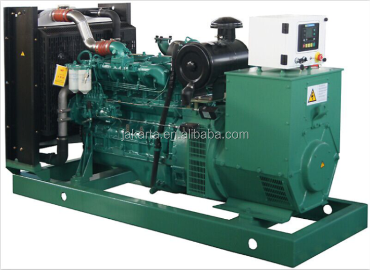 Asynchronous Motor Diesel Generator Unit From China Top Supplier ...