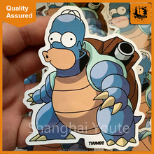 Wholesale window stickers for kids,removable children baby cartoon window decal