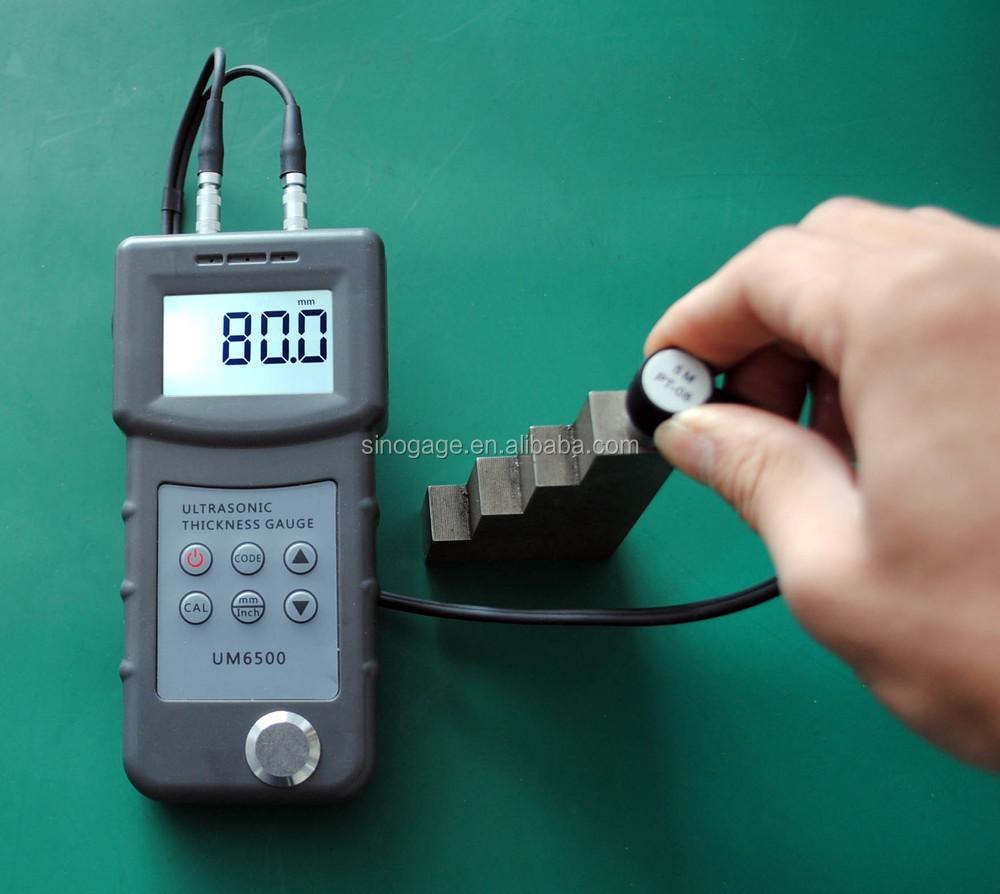 misuratore di spessore ad ultrasuoni appiglio um6500-Larghezza dello strumento di misura-Id ...