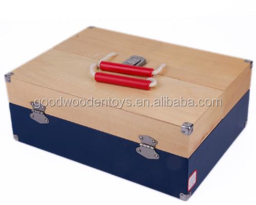 oem odm bo te outils enfants jouets mode bo te en bois outil de jouet outil ducatif toy box. Black Bedroom Furniture Sets. Home Design Ideas