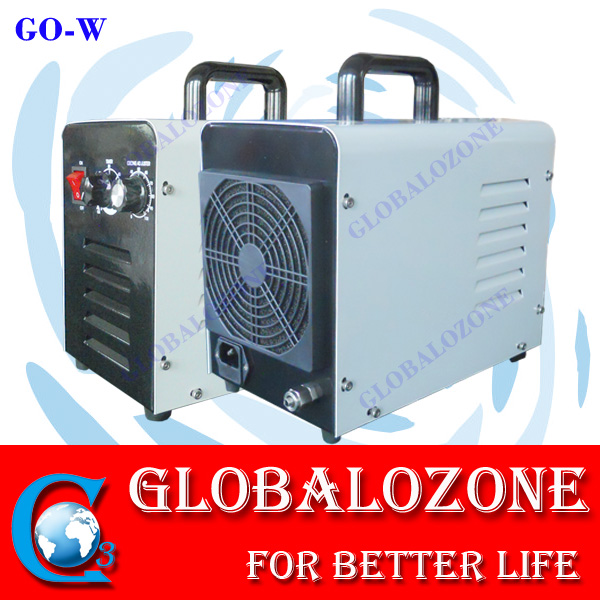Ozone 2g/h or 3g/h corona discharge plug-in small ozone generator