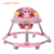 2020 Cheap Rubber Wheel Baby Walker with Round Base bouncy activity jumper