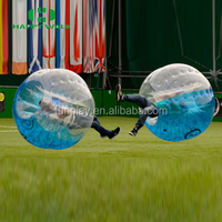 HI Funny sport games inflatable adult bumper ball, human sized soccer bubble ball, bubble football equipment