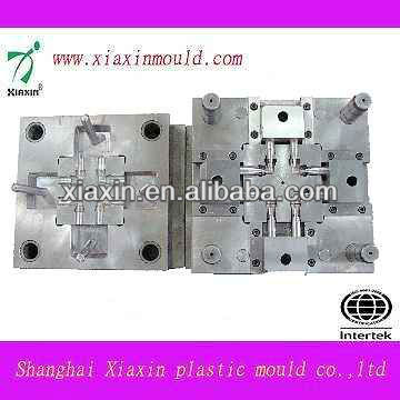 Water purifier filter plastic molding shell