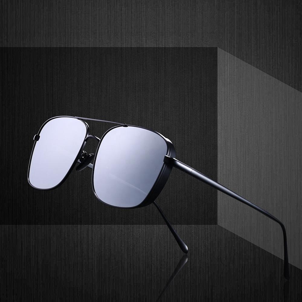 2020 新着サングラス偏極サングラス駆動メンズ · レディーススクエア眼鏡