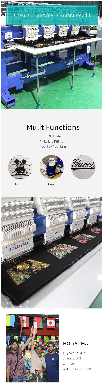 Barato máquina de bordar tajima prices15 agulhas 4 cabeças da máquina do bordado melhor chapéu 3d cording máquina do bordado em guangzhou
