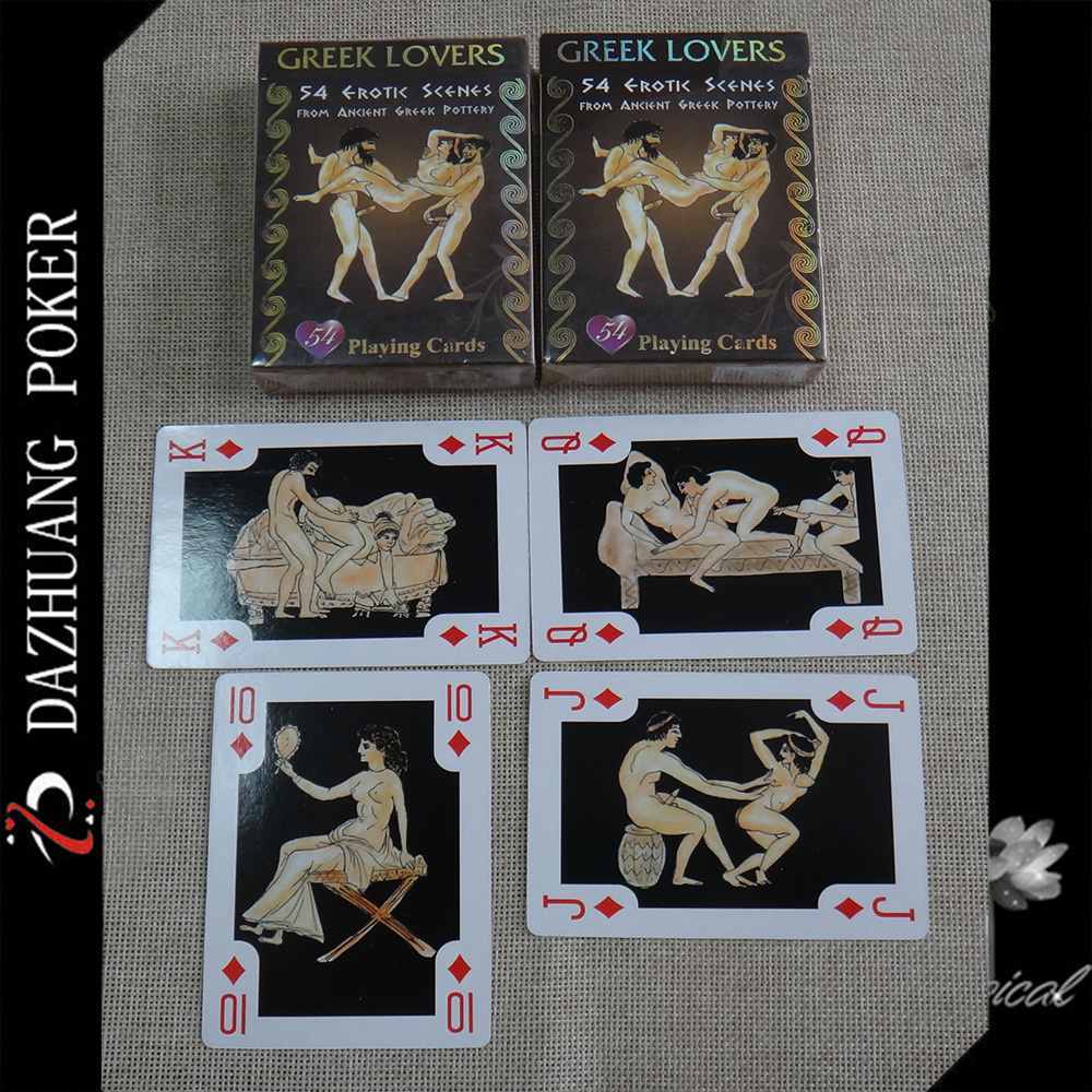 The sex position playing card deck opinion you