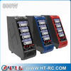 Hotting sales HTRC H800AC/DC more better than X4 AC Plus 4 Port AC/DC Multi-Charger