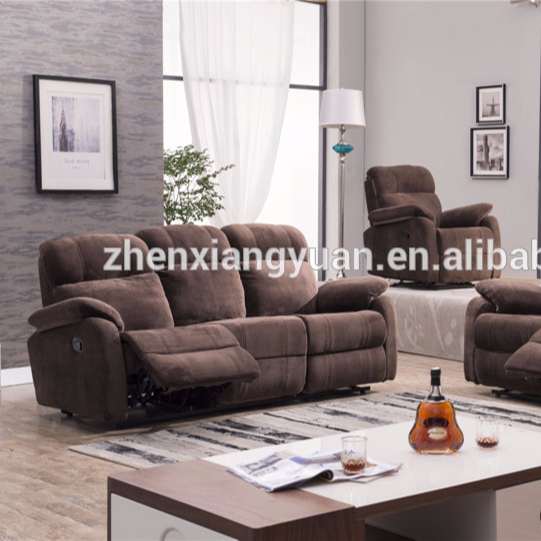 Fashion Top selling groothandel fauteuil stof sofa sets 3 stuk alibaba china leverancier