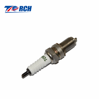 Bujia Torch A7tc Spark Plugs For Chainsaw Mower Brush Cutter Spark Plug -  Buy Bujia Torch A7tc,Spark Plugs For Chainsaw,Mower Brush Cutter Spark Plug