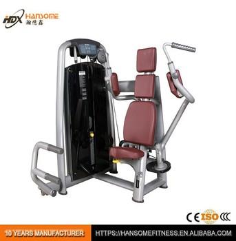 gym fitness equip pec deck pectoral fly machine gym machine
