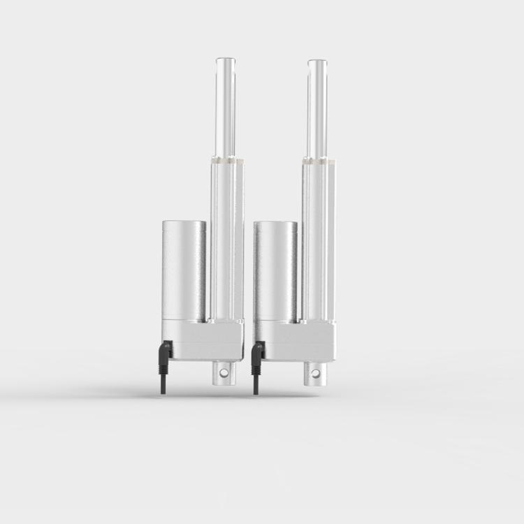IP66 Ruhig edelstahl elektrische antrieb linear Für verkauf 8-900mm