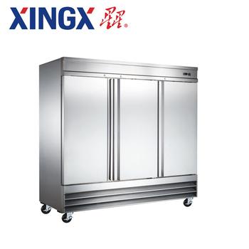 3 Door Upright Commercial Deep Freezer Cfd 3ff Hc Buy