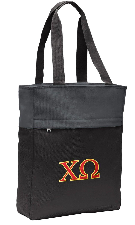 Chi Omega Tote Bag Chi O CarryAll Totes