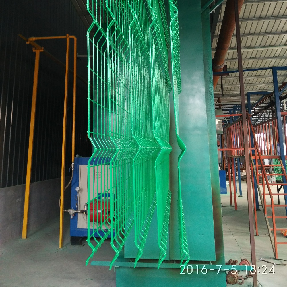 2016 Modern Fencing Market Welded Mesh Fencing For Residential Setting
