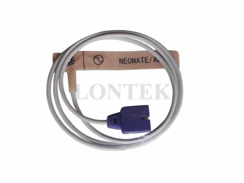 MAX-N Nellcor(Oxi tech) Neonate Disposable Spo2 sensor,3ft,CE/ISO13485 approved