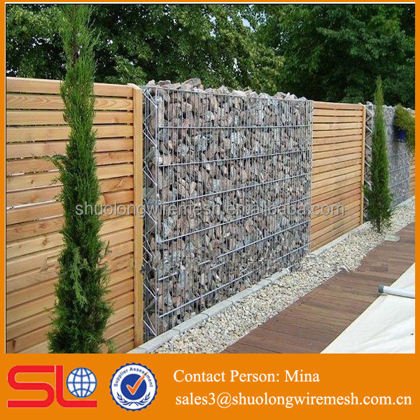 Welsed Gabion Baskets wire mesh fill material installation guide