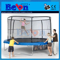 12FT Superb Trampoline With Safety Net