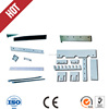 Specializing in the production of film cutting machine blade, cutting film serrated blades, etc. various kinds of cutting knife