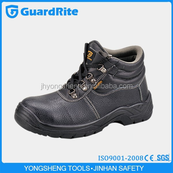 GuardRite black steel toe athletic working shoes,steel toe cap for safety shoes