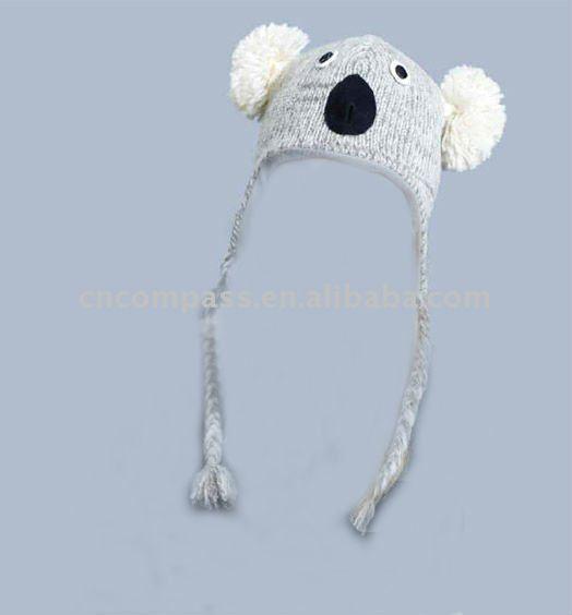 Encuentre el mejor fabricante de sombrero koala y sombrero koala para el  mercado de hablantes de spanish en alibaba.com 29ec41e155d