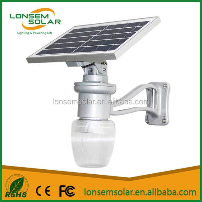 On Sale Moon Lighting LED Solar Street Light High Quality Outdoor Lamp 9W System Of Solar Energy