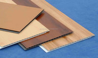 build material noise absorber decoration wall laminated wood pvc panels price for wall and ceiling