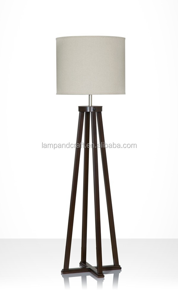 Four Metal Legs Floor Lamp For Five Star Hotel Lobby With Saa Ul ...