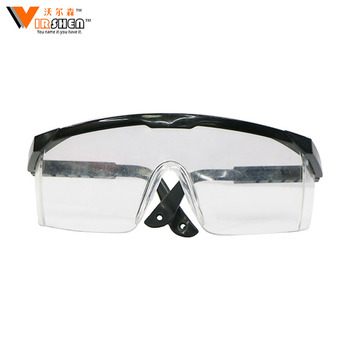 273593850e3 Cheap price adjustable leg military shooting laboratory goggles z87 safety  glasses