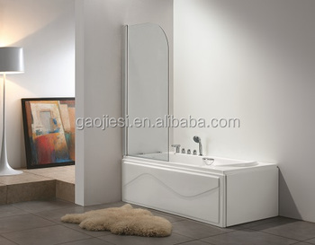 Shower Screen Pivot Hinge Glass On Bath