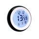 Wholesale touch setting count down digital gym timer clock with time and alarm for kitchen