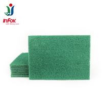 Durable Pot Scrubber Household Cleaning Scouring Specs Cleaning Cloth