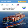 Professional LCL sea shipping Cheap shipping rates from China to General Santos Philippines