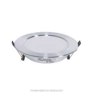 IP44 IP54 IP65 LED Downlight 15W Housing SKD CKD with 3 years warranty