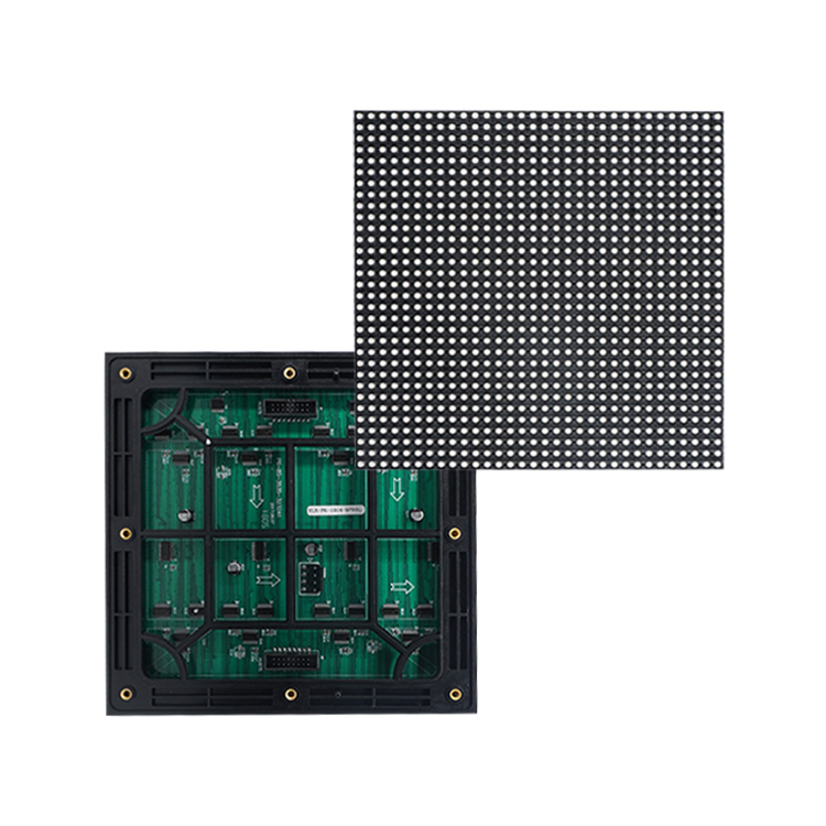 32x32 Module Dot Matrix Hd Rgb <strong>Videos</strong> Outdoor Full Color Display Led Tv Panel P6 advertising unit board
