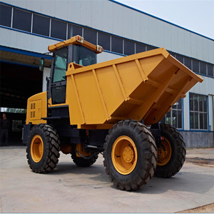 7tons tough rider FCY70 front site dumper truck