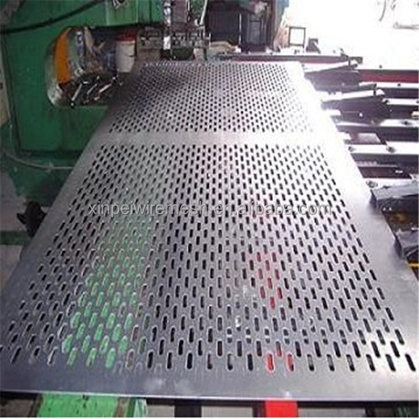 Ss Perforated Metal Sheet 304 Stainless Steel Perforated