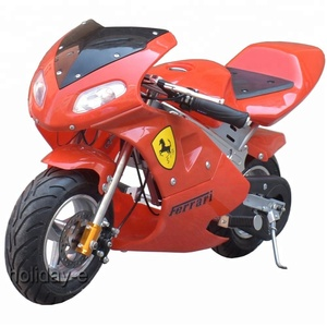 Wholesale motorcycle electric pocket bike 36v 500w new original gold supplier