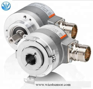 52A High Performance Incremental Solid Shaft Encoder
