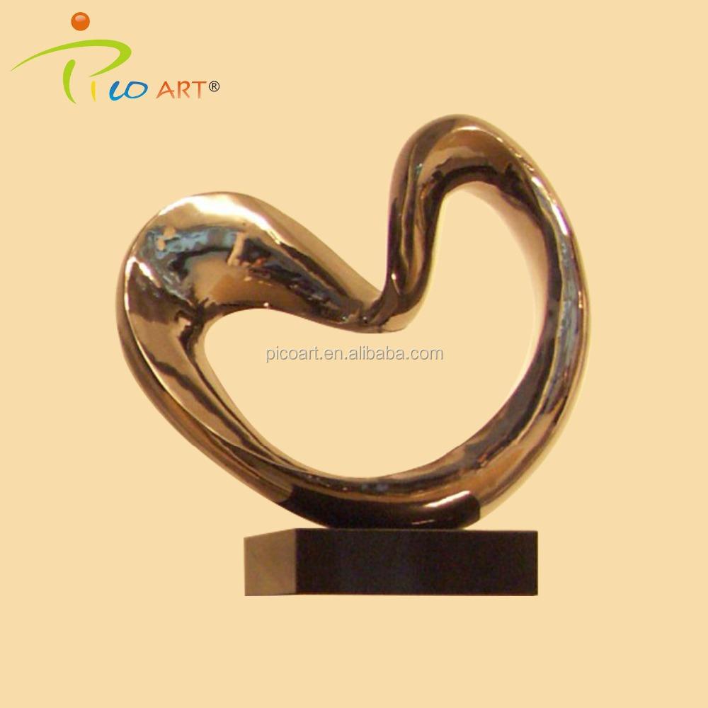 Modern Stainless Steel Heart Sculpture Wholesale, Sculpture ...