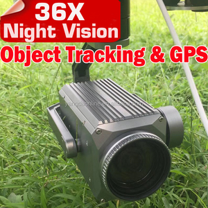 Zoom Camera for Drone 36X Night Vision with Track Module for Drone Camera GPS Geotagging inspection,Surveillance,Search