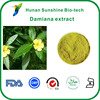 Chinese supplier 1%-5% Tannic Acid Damiana Extract Powder with high quality