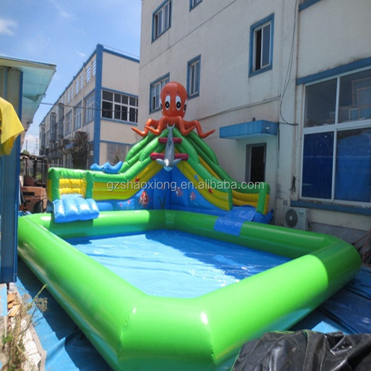 large inflatable pool slide large inflatable pool slide suppliers and manufacturers at alibabacom
