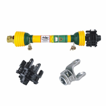 High End China Made Top Quality Heavy Duty Truck Pto Driving Shafts