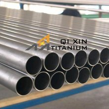 Gr2 Dia:25.4*2.5*6000mm Titanium Tube Pipe For Heat Exchanger