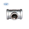 water wasting tee connector no.130 plain equal 90 degree threaded tee fitting straight gi tee pipe fitting equal connector